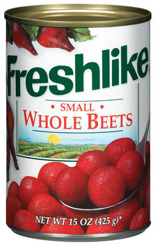 Freshlike Whole Small Beets 15 Oz Can