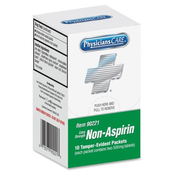 Acme Furniture PhysiciansCare Xpress Non-Aspirin Packet - Acme United acm-90221