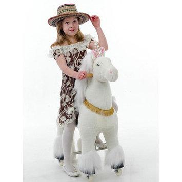 Merske Vroom Rider PonyCycle Ride-on Galloping Unicorn