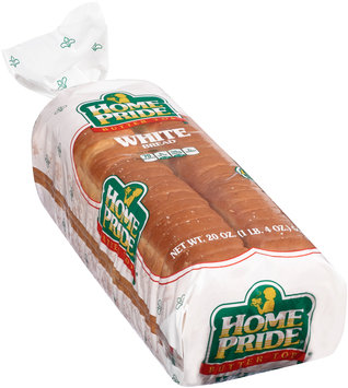 Home Pride® Butter Top® White Bread 20 oz. Loaf