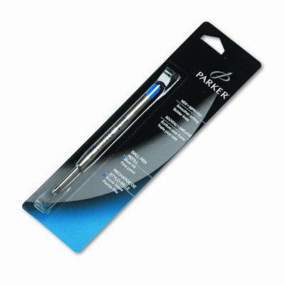 Sanford Pen Refills Refill For Ballpoint Pens, Fine, Blue Ink