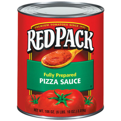 RedPack Fully Prepared Pizza Sauce