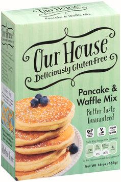 Our House™ Pancake & Waffle Mix 16 oz. Box