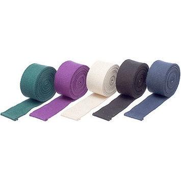 Yoga Direct Buckless Cotton Yoga Strap Color: Black