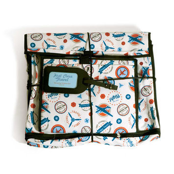 Scent Sation Scent-Sation First Class 'Vintage Aviation' Travel Cosmetic Bag