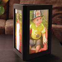 Pacific Accents By Flipo PhotoGlo Personalized Flameless Luminary FlaPerLum