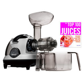 Kuvings Masticating Slow Juicer Color: Silver