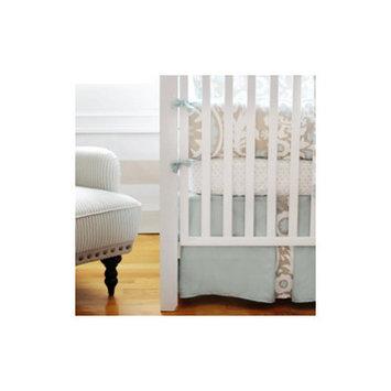 New Arrivals Picket Fence 3 Piece Crib Bedding Set