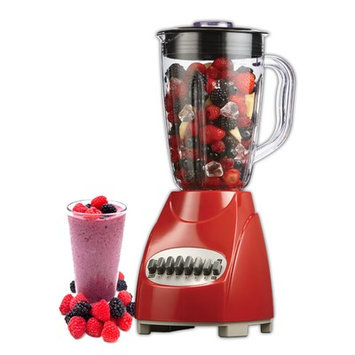 Cookinex 12 Speed Blender Color: Red