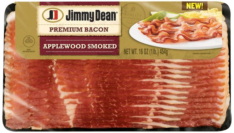 Jimmy Dean® Applewood Smoked Premium Bacon