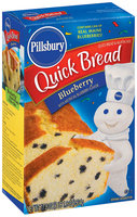 Pillsbury Blueberry Quick Bread & Muffin Mix 17.8 Oz Box