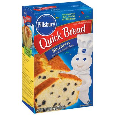 Pillsbury Blueberry Quick Bread & Muffin Mix 17.8 Oz Box