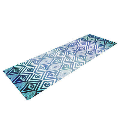 Kess Inhouse Tribal Empire by Pom Graphic Design Yoga Mat