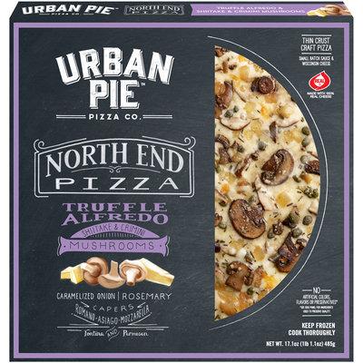 Urban Pie™ Pizza Co. North End Pizza Thin Crust Craft Pizza 17.1 oz. Box