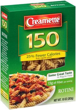 Creamette® 150® Rotini Pasta 10 oz. Box
