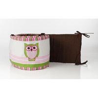 Viv + Rae Owl Crib Bumper