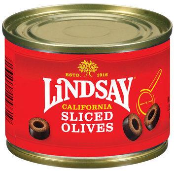 Lindsay California Sliced Olives