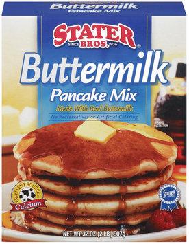 Stater Bros. Buttermilk Pancake Mix 32 Oz Box