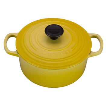 Le Creuset 4 1/2 Qt. Signature Round French Oven - Soleil