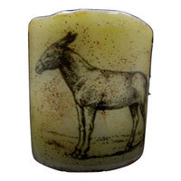 Starhollowcandleco Donkey Graphic Flameless Candle Size: Votive
