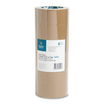 Business Source Packing List Envelopes Packing Tape, 1.6mil, 3
