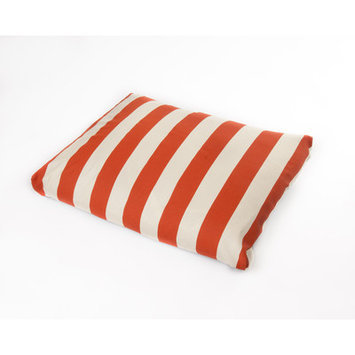 Oc Fun Saks Cabana Dog Pillow, Medium (36 L x 29 W), Black