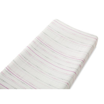 aden + anais Bamboo Changing Pad Cover - Tranquility Beads