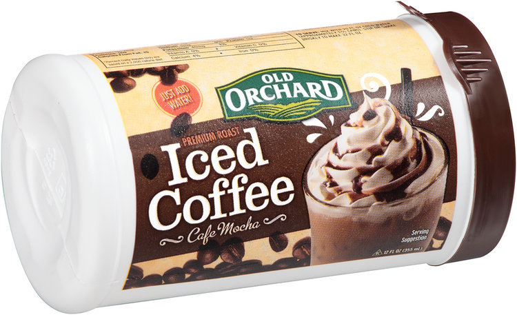 Old Orchard Premium Roast Cafe Mocha Iced Coffee