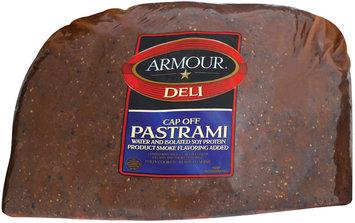 Armour Cap Off Pastrami Deli - Pastrami