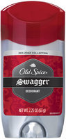 Red Zone Old Spice Red Zone Collection Swagger Scent Men\'s Deodorant 2.25 Oz