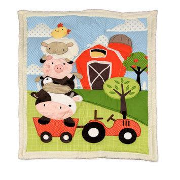 Baby's First McDonald's Farm 3 Piece Bedding Set
