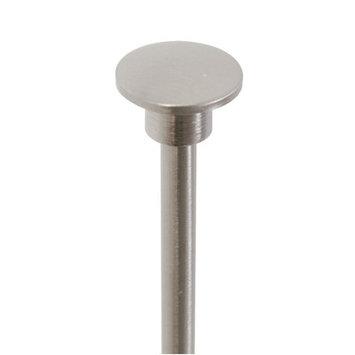 Premier 124011 Brushed Nickel Pop-Up Drain Brass for Bathroom Sink