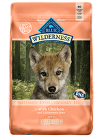 THE BLUE BUFFALO CO. BLUE™ Wilderness® Chicken For Large Breed Puppies