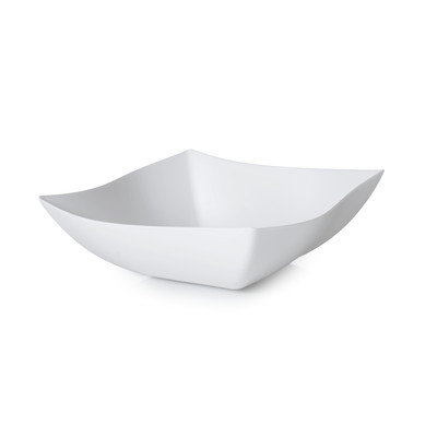 Fineline Settings, Inc Wavetrends 64 oz. Serving Bowl (Pack of 50), White