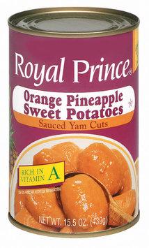 Royal Prince Orange Pineapple Sweet Potatoes 15.5 Oz Can