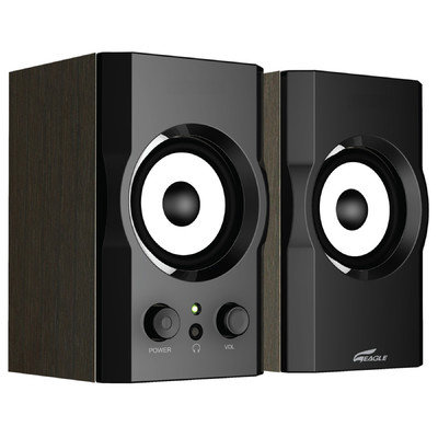 Eagle Tech ET-AR302-BK Soundstage Speakers Review