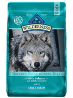 THE BLUE BUFFALO CO. BLUE™ Wilderness® Salmon For Large Breed Adult Dogs
