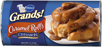 Pillsbury Grands!® Cinnamon Rolls with Caramel Icing 5 ct Can