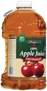 Haggen Apple Cider Juice