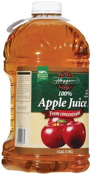 Haggen Apple Cider Juice