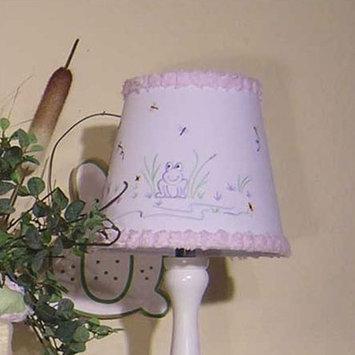 Brandee Danielle Froggie Lavender Lampshade