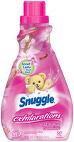 Snuggle® Exhilarations® Wild Orchid & Vanilla® Concentrated Fabric Softener 50 fl. oz. Bottle