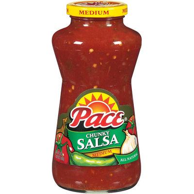 Pace® Medium Chunky Salsa 24 oz. Jar