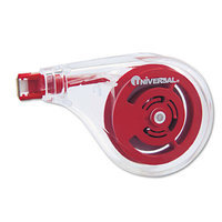 Universal Sideways Application Correction Tape, 1/5 x 393, 2/Pack