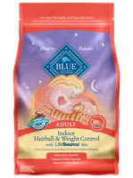 THE BLUE BUFFALO CO. BLUE™ Indoor Hairball & Weight Control Chicken & Brown Rice Recipe For Adult Cats