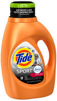 Tide Plus Febreze Freshness™ Sport Victory Fresh Scent Liquid Laundry Detergent 46 fl. oz. Bottle