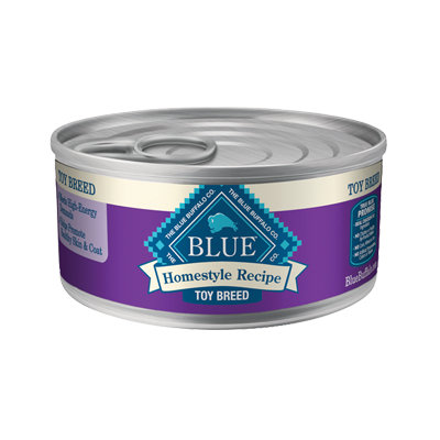 THE BLUE BUFFALO CO. BLUE™ Homestyle Recipe® Chicken Dinner with Garden Vegetables For Toy Breed Adult Dogs