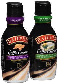 Baileys® Toffee Almond Cream/The Original Irish Coffee Creamer 64 fl. oz. Bottles