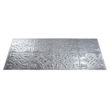 Fasade 24-1/2-in x 48-1/2-in Fasade Traditional Ceiling Tile Panel G51-08