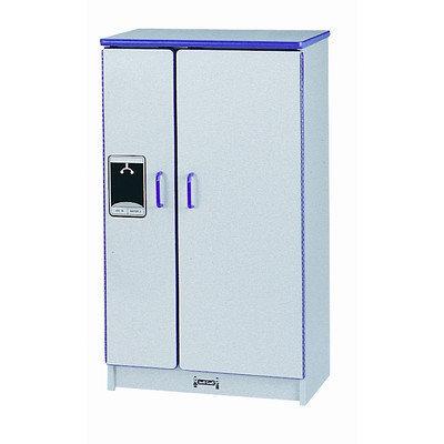 Jonti-Craft 0210JCWW180 Kitchen Refrigerator - Black